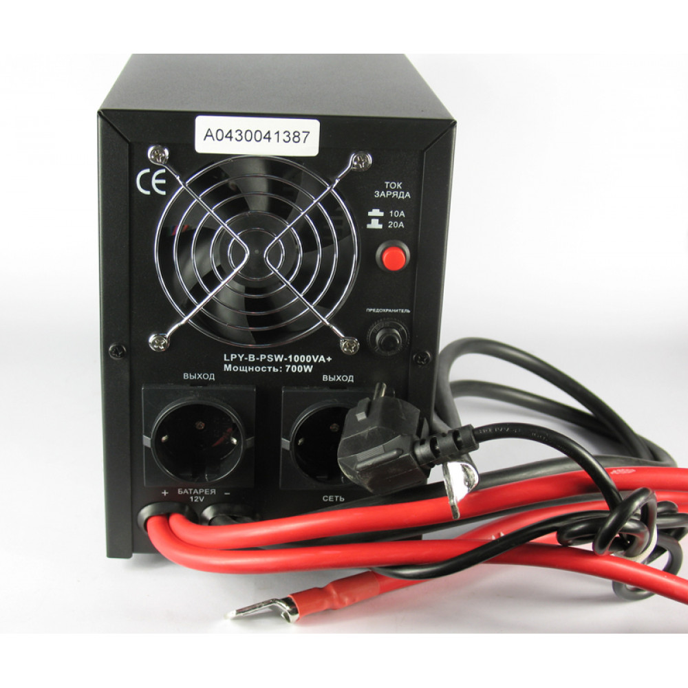 ИБП LogicPower LPY-B-PSW-800VA (560W)